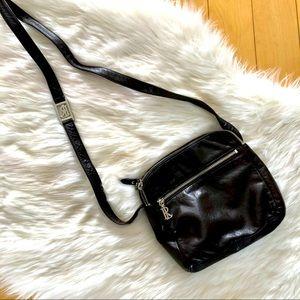 Vintage Genuine Leather Ralph Lauren Brown Purse